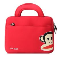Paul Frank Laptop Sleeve-Red/Black