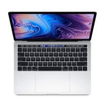 13-inch MacBook Pro Touch Bar and Touch ID Silver+an external hard drive+3 year warranty